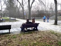 Паметник на невъзможната любов / 2016 / проект 3 / глина / 25x12x14 см. / собственост на автора / автор Спартак Дерменджиев